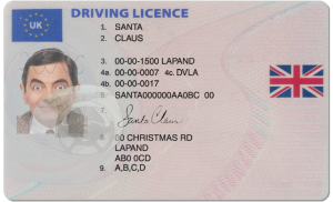 Driving License ID